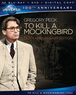 To Kill A Mockingbird (50th Anniversary Edition) (Blu-ray/DVD) 8641433