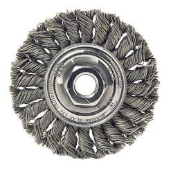 Dualife Standard Twist Knot Wire Wheel 8642368