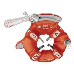 "Ridgid Power Threading Die Heads for 2"" Threading Machines"