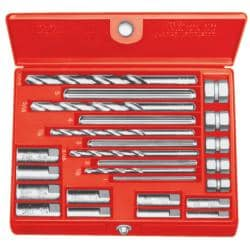 Ridgid 20-piece Screw Extractor Set