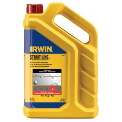 Irwin Strait-Line 5-pound Red Marking Chalk Refill