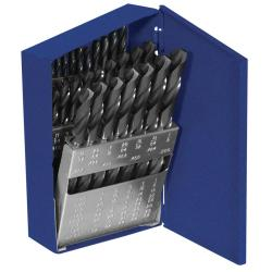 Irwin 29-piece High Speed Steel Drill Bit Set