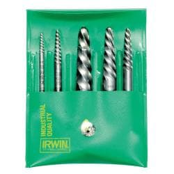 Irwin Hanson Screw Extractor Set