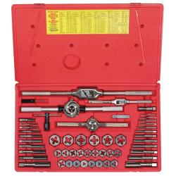 Irwin 54-Piece Fractional Tap & Die Set