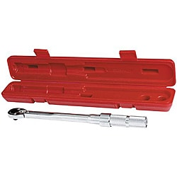 Proto 3/8 inch Foot Pound Ratchet Head Torque Wrench