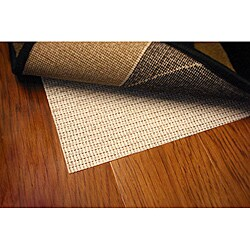 Sure Hold White PVC-coated Knit Polyester Rug Pad (3'4 x 5')