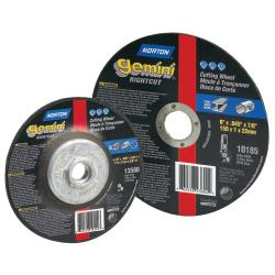 Norton Gemini Right Cut-Off Wheels (4-1/2-Inch x .045-Inch x 7/8-Inch)