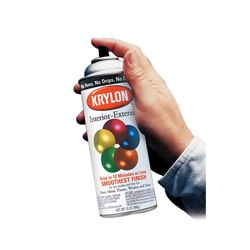 Krylon 12oz. Cherry Red 5-ball Interior/ Exterior Spray Paint (6 Cans)