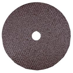 CGW Abrasives 4.5-Inch 50-Grit Aluminum Oxresen Fiber Disc