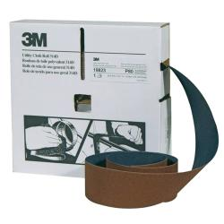 3M P120-grit Utility Cloth Roll