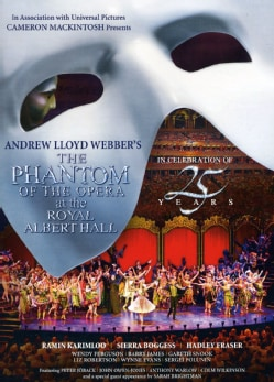 The Phantom Of The Opera At The Royal Albert Hall (DVD) 8646405