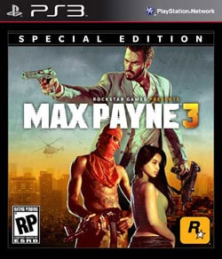 PS3 - Max Payne 3 Special Edition 8646586