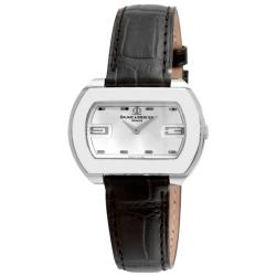 Baume & Mercier Women's 'Hampton City' Silver Dial Watch