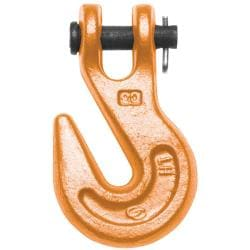 Cooper Hand Tools Campbell 473 Series Orange Clevis Grab Hook