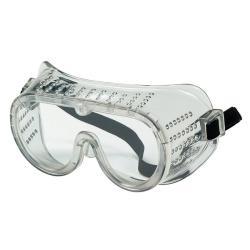 Crews Polycarbonate Lens Protective Goggles