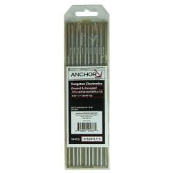 Anchor Lanthanated Tungsten Gold-Tip Electrodes (Pack of 10)