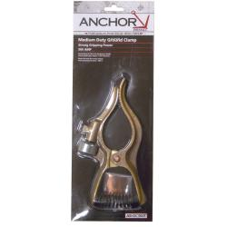 Anchor Tweco 300-Amp Medium-Duty Copper Alloy Ground Clamp