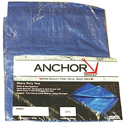 Anchor Heavy Duty Tarp (20-feet x 40-feet)