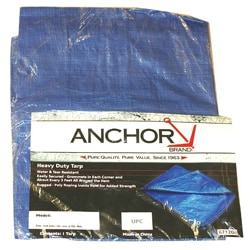 Anchor Heavy Duty Tarp (6-feet x 8-feet)