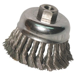 Anchor 3-inch Knot Cup Brush