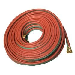 Anchor 12.5-Foot B-B Twin Red/Green Welding Hose
