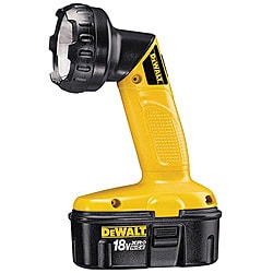 DeWalt Cordless Pivoting Head Flashlight