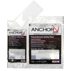 Anchor 2-inch x 4.25-inch Safety Plate