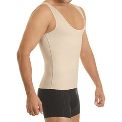 Co'Coon Men's Nude Thermal Shaper Tank Top