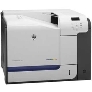 HP LaserJet M551DN Laser Printer - Color - 1200 x 1200 dpi Print - Pl