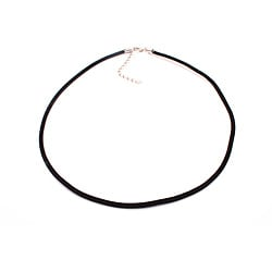 Black Velvet Necklace Cord (Pack of 2)