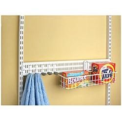 Organized Living freedomRail White 30-inch Spanner