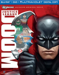 DCU Justice League: Doom (Blu-ray/DVD) 8685136