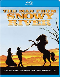 The Man From Snowy River (Blu-ray Disc) 8685160