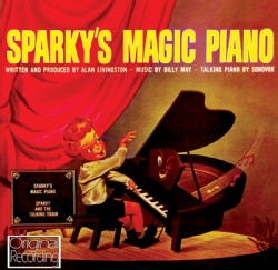 HENRY BLAIR - SPARKY'S MAGIC PIANO 8686077