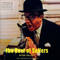 PETER SELLERS - BEST OF PETER SELLERS 8686084