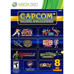 Xbox 360 - Capcom Digital Collection 8692628