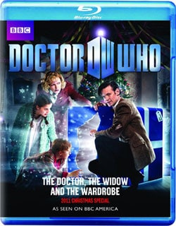 Doctor Who: The Doctor, The Widow And The Wardrobe (Blu-ray Disc) 8694861