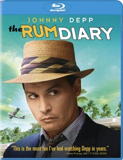 The Rum Diary (Blu-ray Disc) 8694867