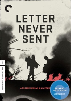 The Letter Never Sent - Criterion Collection (Blu-ray Disc) 8695089