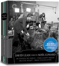 David Lean Directs Noel Coward Box Set - Criterion Collection (Blu-ray Disc) 8695130