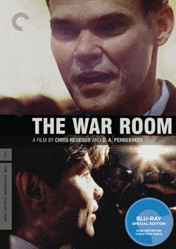 The War Room - Criterion Collection (Blu-ray Disc) 8695171