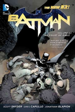 Batman 1: The Court of Owls (Hardcover) 8695717