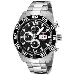 Invicta Men's 1012 'Invicta II' Stainless Steel Watch