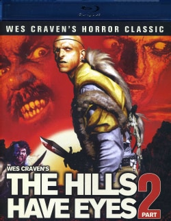 The Hills Have Eyes: Part 2 (Blu-ray Disc) 8708208