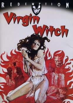 Virgin Witch (DVD) 8708210