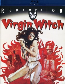 Virgin Witch (Blu-ray Disc) 8708212