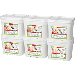 Lindon Farms Food Storage Kit (2160 Servings)