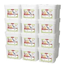 Lindon Farms Food Storage Kit (8640 Servings)