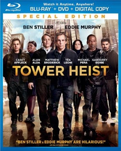 Tower Heist (Blu-ray/DVD) 8719195