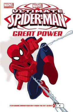 Marvel Universe Ultimate Spider-Man: Great Power (Paperback) 8720899